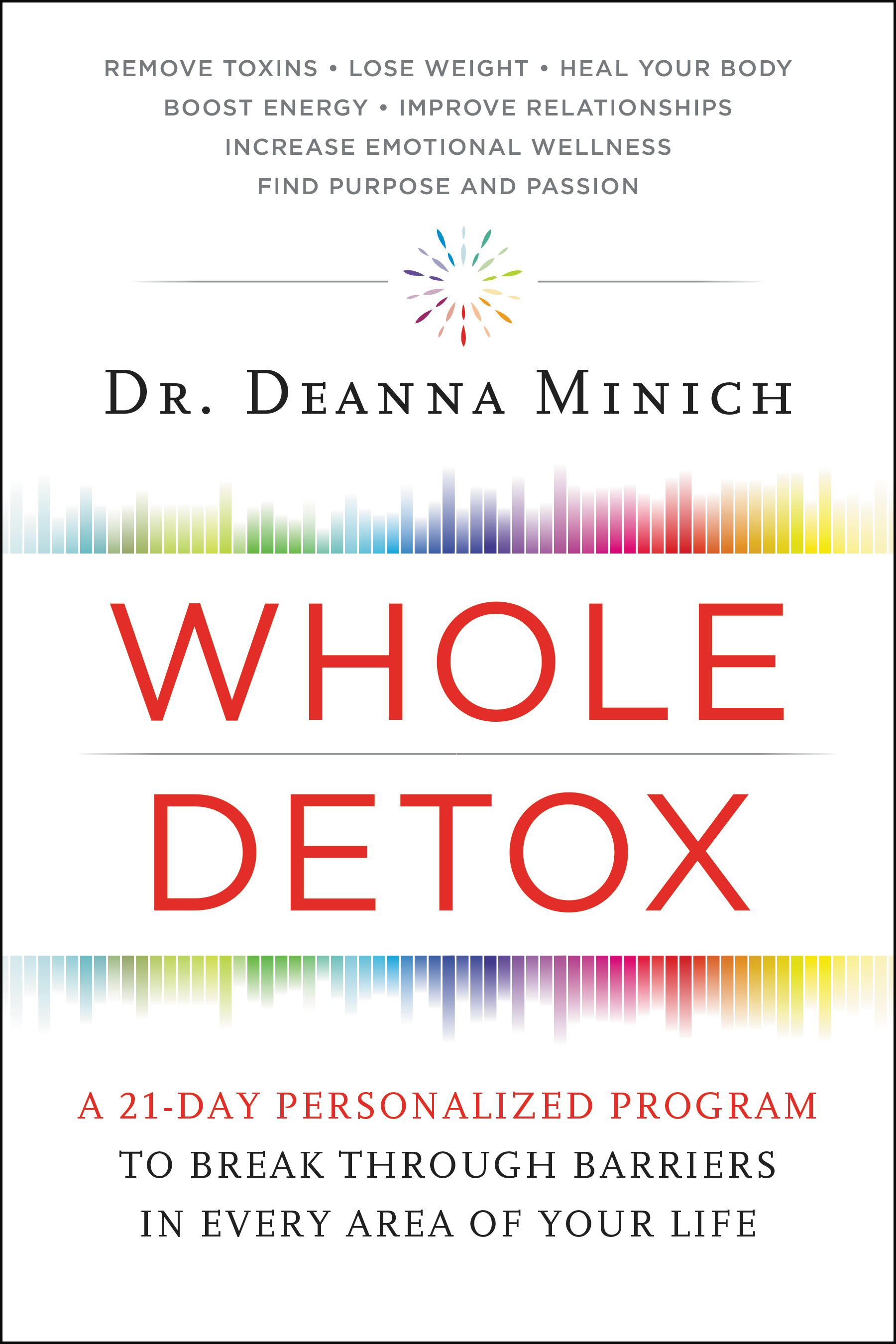 Authored By Dr Deanna Minich Food Spirit Certified Practitioner
