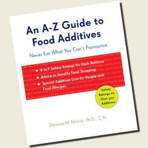An A to Z Guide to Food Additives