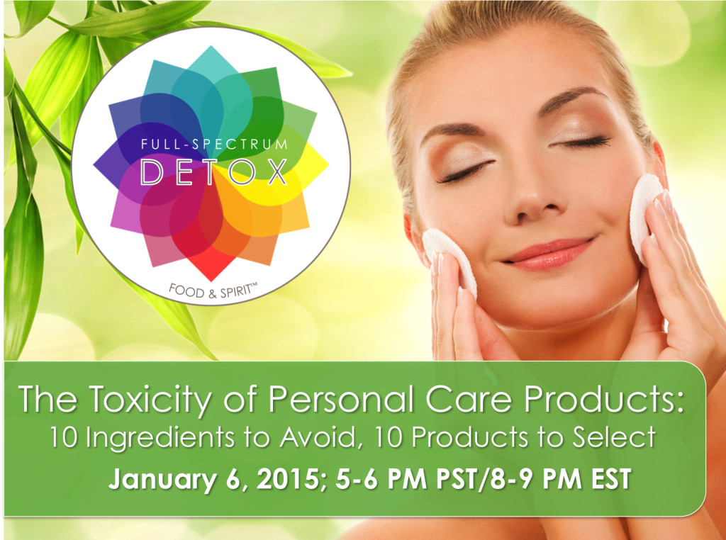 Toxicity Personal Care 1